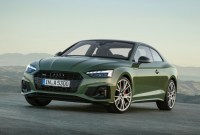 2021 Audi A5s Pictures