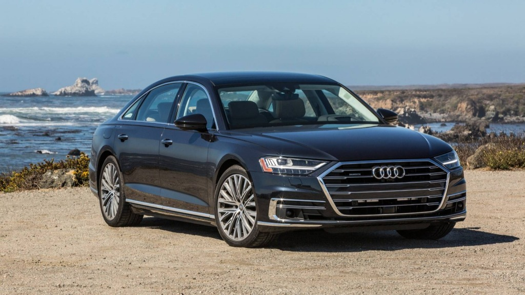 2023 Audi A8 Pictures