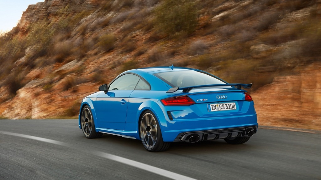 2023 Audi TTS Pictures