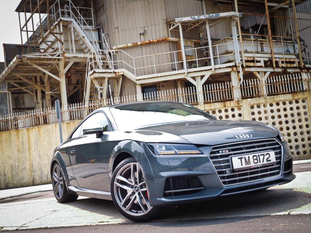 2023 Audi TTS Wallpaper