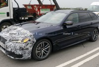 2023 BMW 5 Series Drivetrain