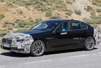 2023 BMW 5 Series Pictures