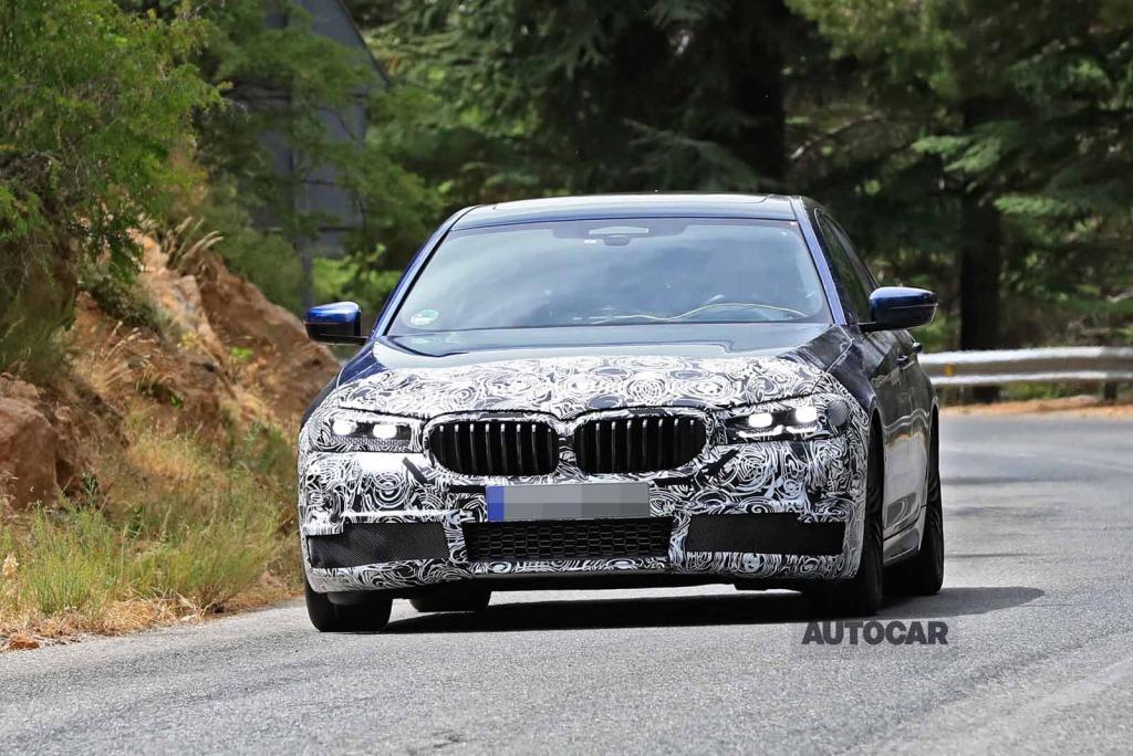 2023 BMW 5 Series Specs