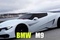 2023 BMW M9 Redesign