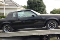 2023 Buick Grand National Spy Shots