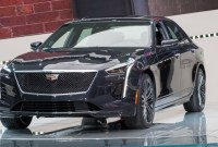 2023 Cadillac CT6 Redesign