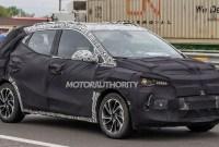 2023 Chevrolet Volt Spy Shots