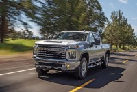 2023 Chevy 2500Hd Duramax Wallpapers