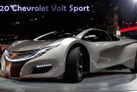 2023 Chevy Volt Interior