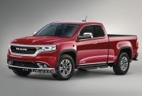 2021 Dodge Dakota Concept
