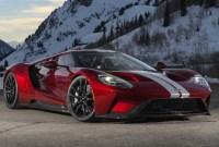 2023 Ford Gt Supercar Powertrain