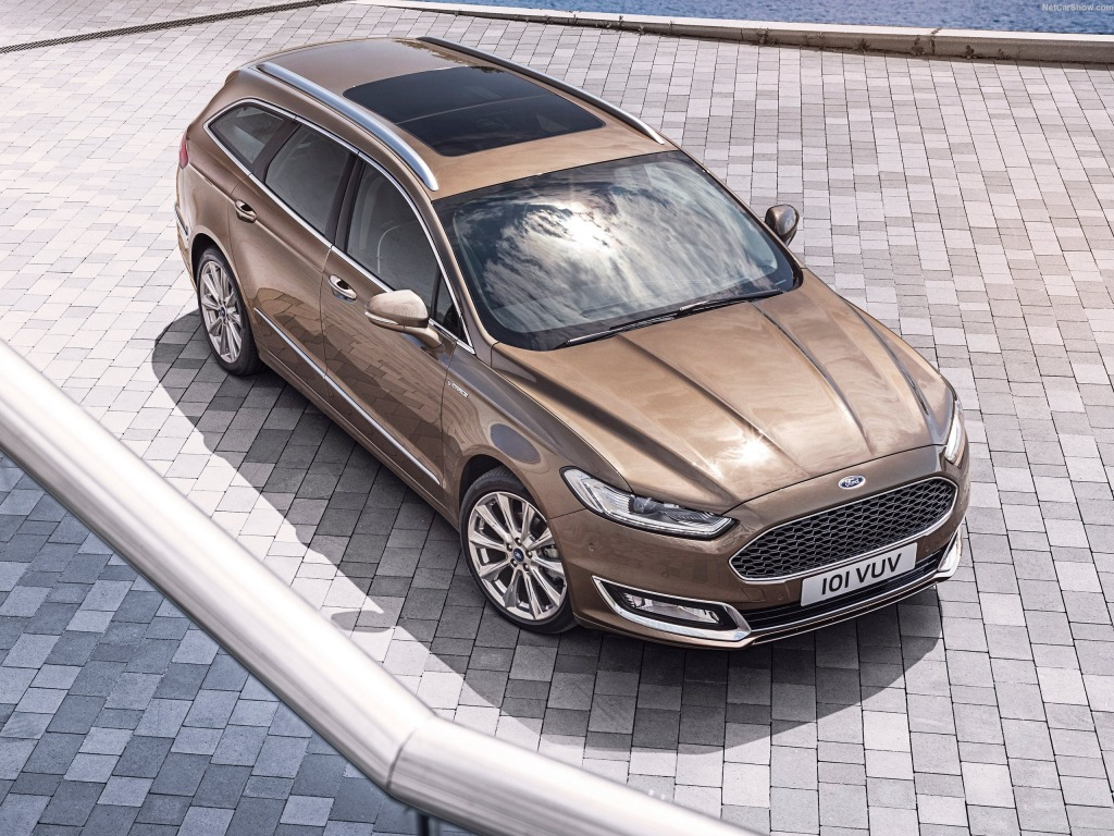 2023 Ford Mondeo Vignale Redesign