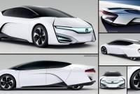 2023 Honda Fcev Specs