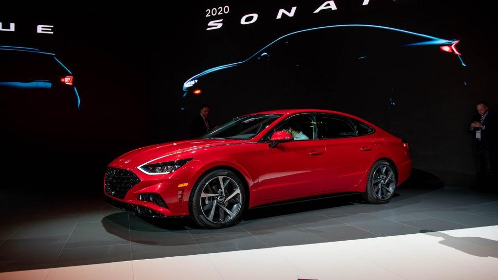 2023 Hyundai Sonata Powertrain