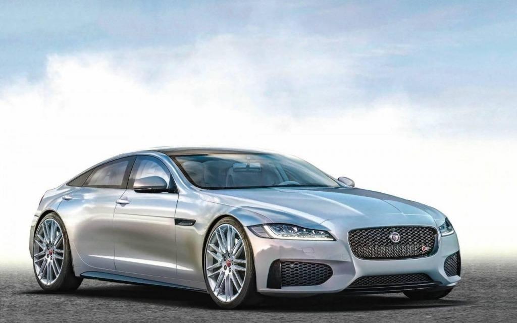 2023 Jaguar XQs Exterior