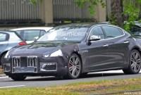 2023 Jaguar XQs Spy Photos