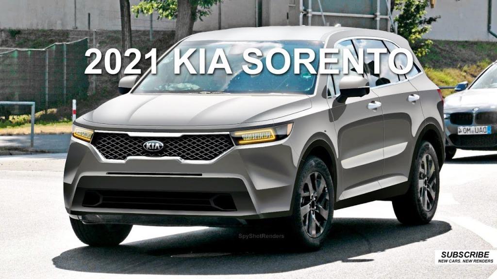 2023 Kia Sorento Spy Shots