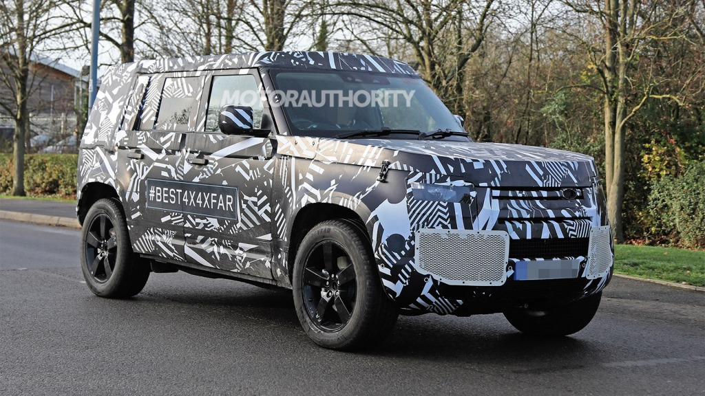 2023 Land Rover Discovery Redesign