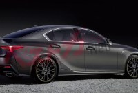 2023 Lexus ES Redesign