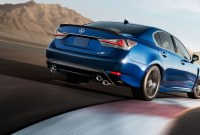 2023 Lexus GS F Drivetrain