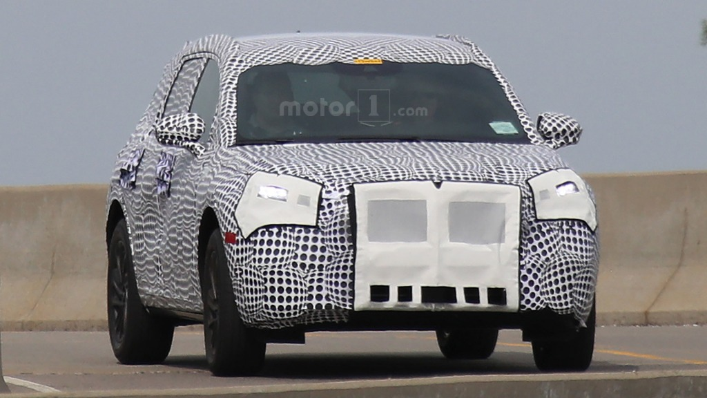 2023 Lincoln MKS Spy Photos Pictures