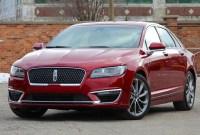 2023 Lincoln MKZ Hybrid Engine