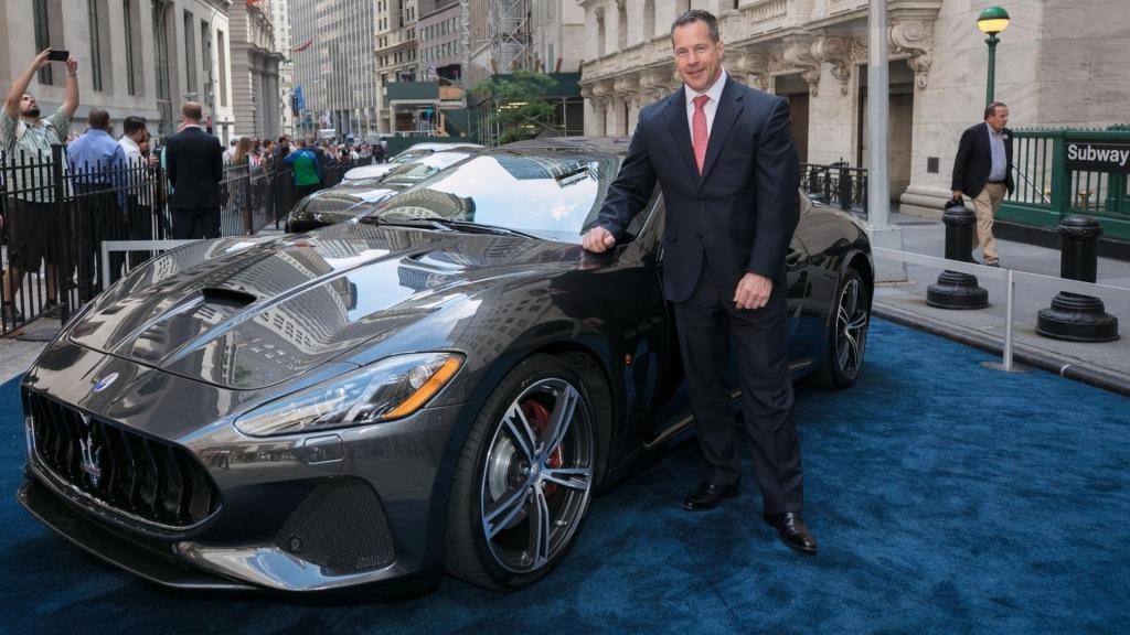 2023 Maserati Granturismo Concept