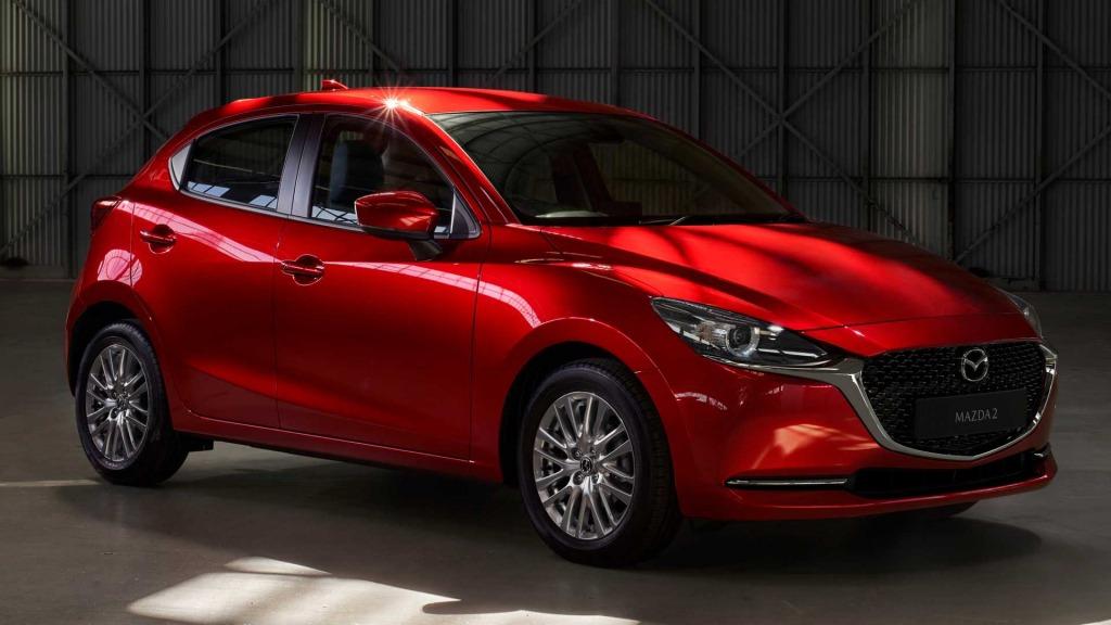 2023 Mazda 2 Redesign