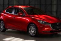 2021 Mazda 2 Redesign