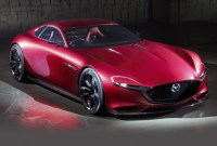 2023 Mazda RX7 Exterior