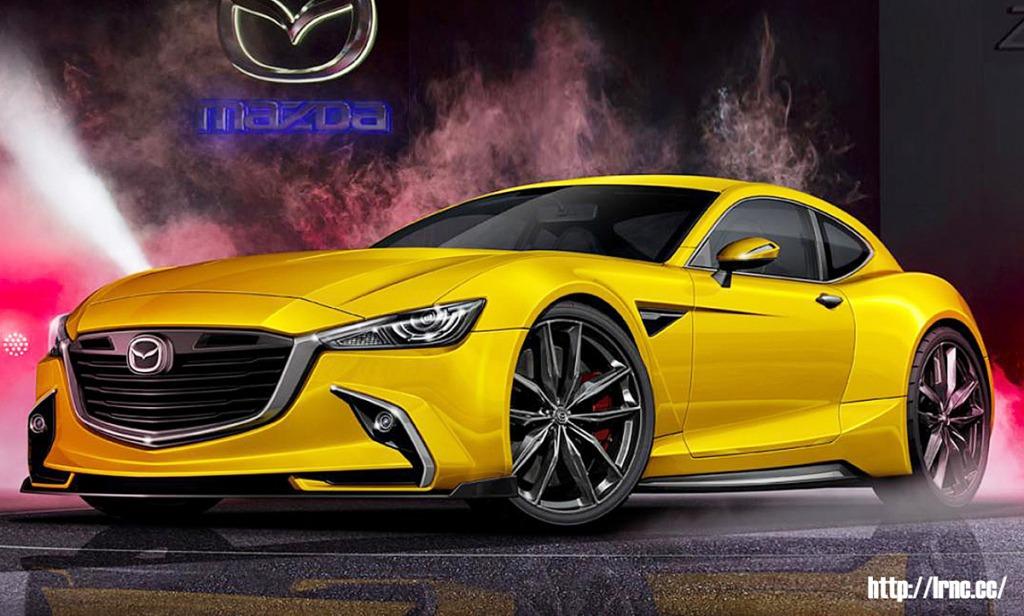 2023 Mazda RX7 Specs