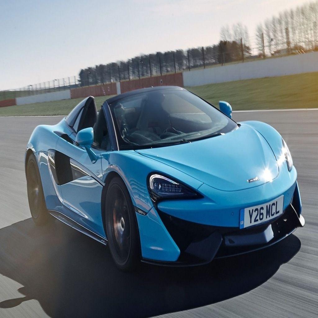 2023 McLaren 570S Coupe Specs