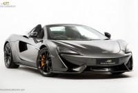 2023 McLaren 570S Coupe Spy Photos