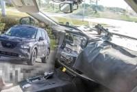 2023 Nissan Rogue Spy Shots