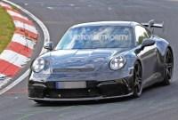 2023 Porsche 911 Spy Shots