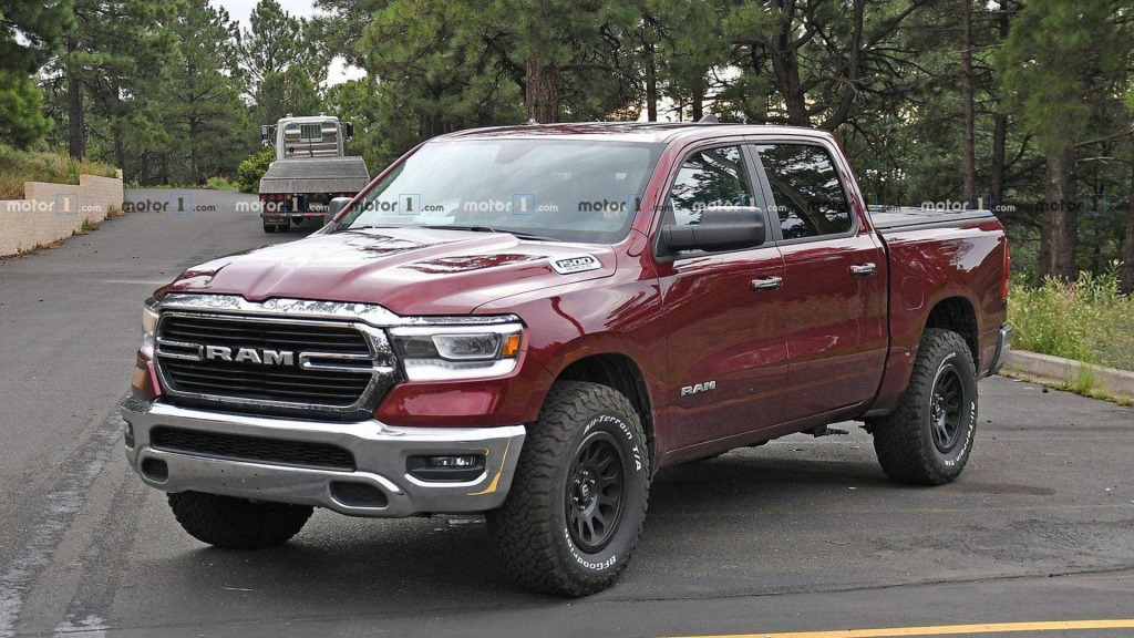 2023 Ramcharger Concept