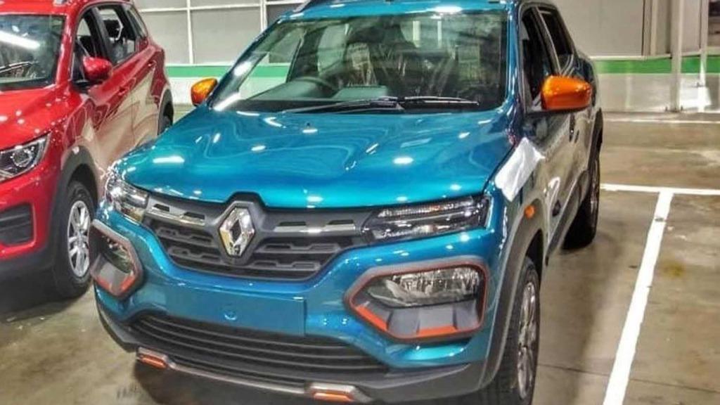 2023 Renault Kwid Concept