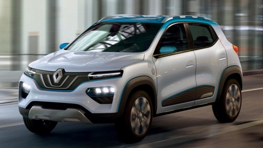 2023 Renault Kwid Redesign