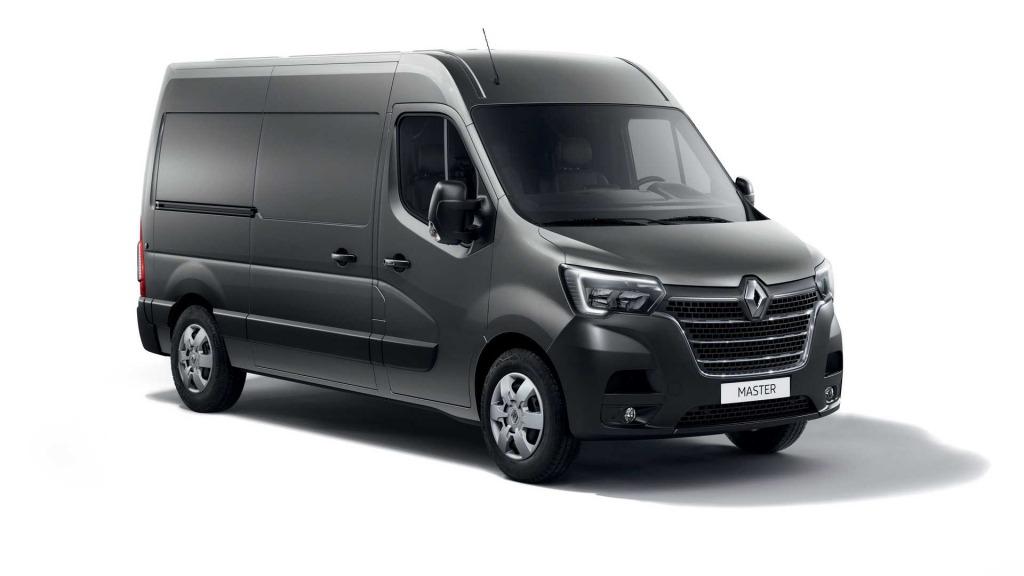 2023 Renault Trafic Drivetrain