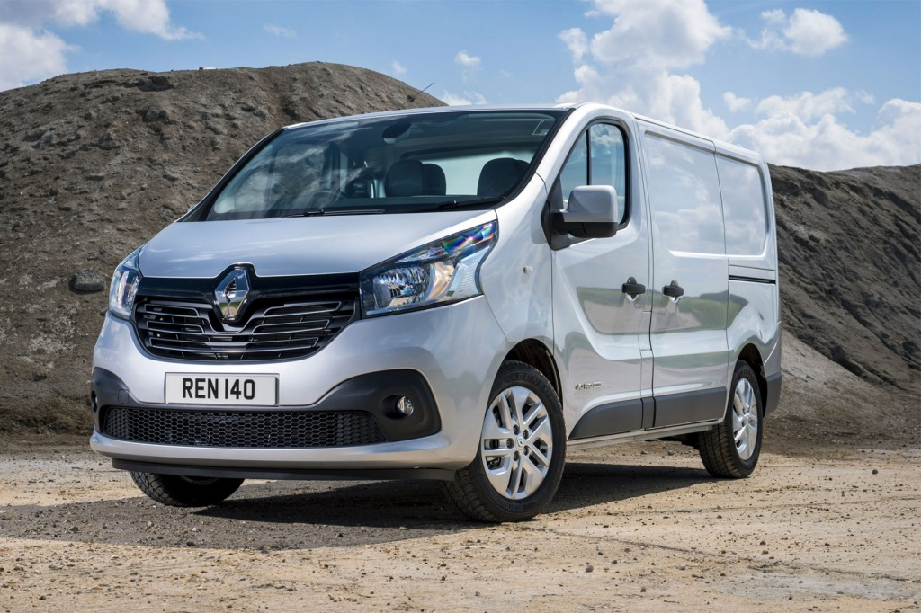 2023 Renault Trafic Redesign