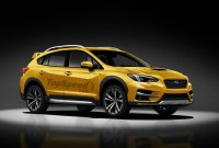 2023 Subaru Crosstrek Redesign