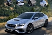 2023 Subaru Impreza Spy Photos