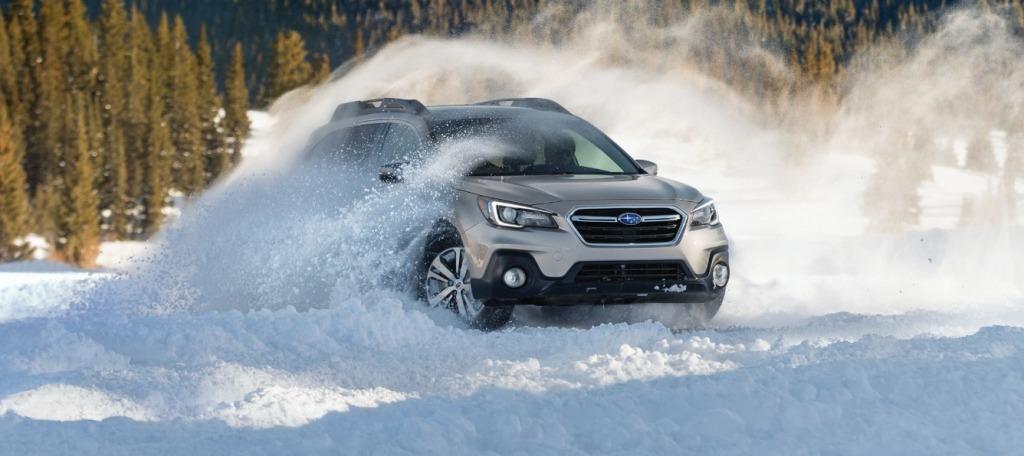2023 Subaru Outback Interior