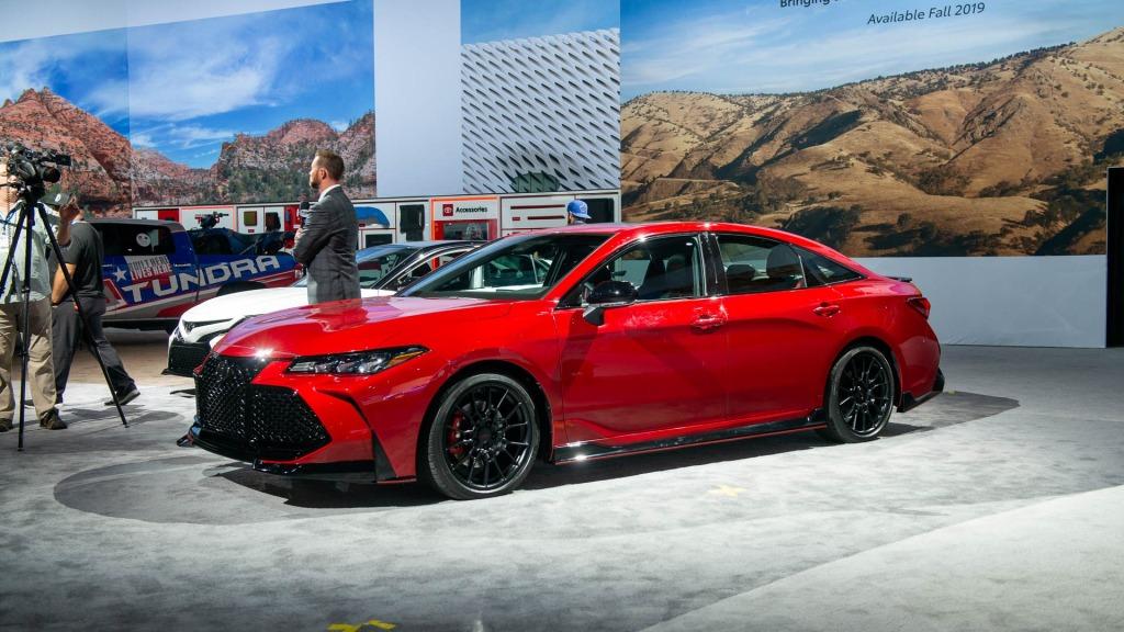 2023 Toyota Avalon Redesign