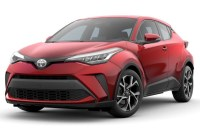 2023 Toyota C Hr Compact Pictures