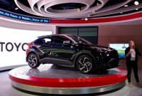 2023 Toyota C Hr Compact Release date