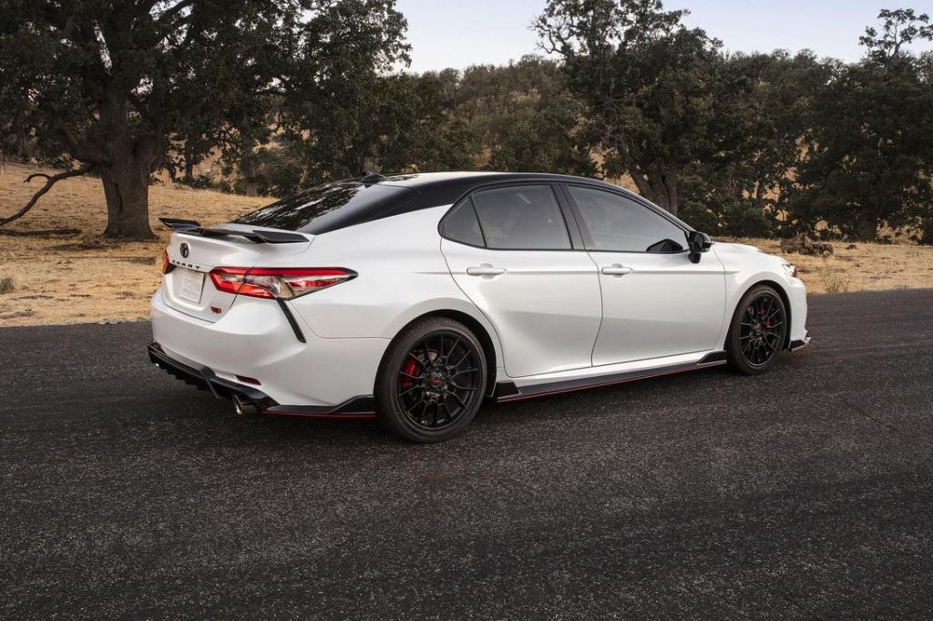 2023 Toyota Camry Powertrain