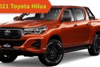 2023 Toyota Hilux Drivetrain