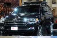 2023 Toyota Land Cruiser Powertrain
