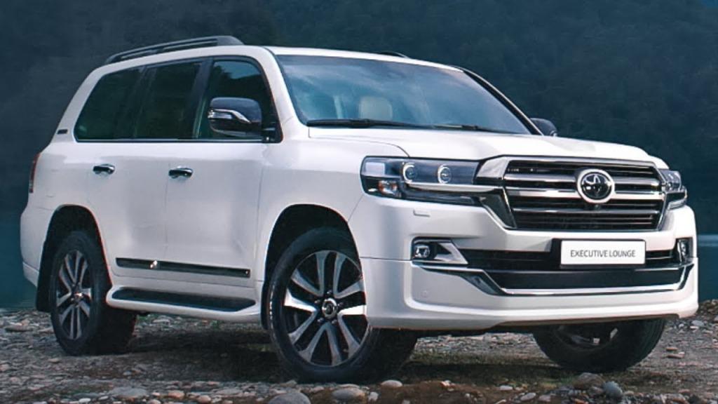 2023 Toyota Land Cruiser Price